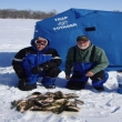 Never Too Cold To Fish